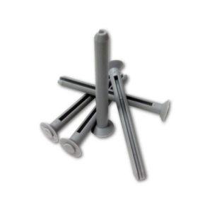 Звукоизоляционный дюбель-полимерный (6мм х70мм) - 100 шт