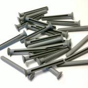 Звукоизоляционный дюбель-полимерный (6мм х70мм) — 100 шт