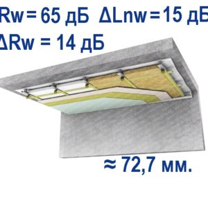 Потолок стандарт вэм - 2