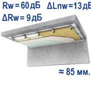 потолок базовая — 2