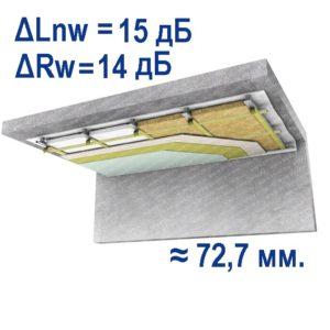 потолок стандарт м ск - 2